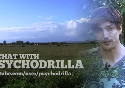 A Chat With Psychodrilla