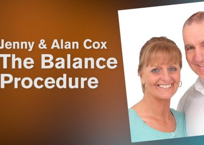 LEARN HOW TO RESTORE BALANCE IN YOUR LIFE – The Balance Procedure
