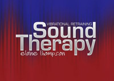 Elaine Thompson Sound Therapy
