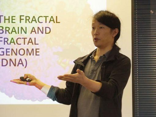 The Fractal Brain and Fractal Genome (DNA) – Wai h tsang