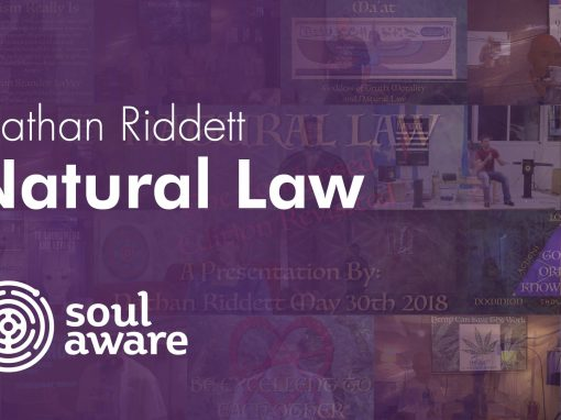 Nathan Riddett – Natural Law is the solution