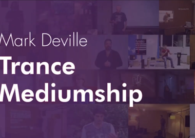 An evening of Trance Mediumship with Mark Deville, Spiritualist