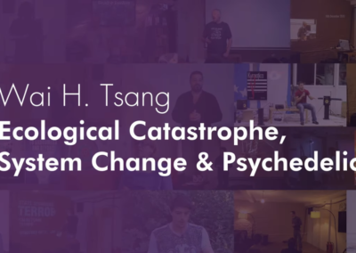 Wai H. Tsang – Ecological Catastrophe, System Change & Psychedelic